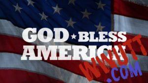 does God bless America?