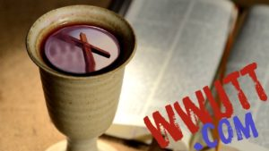 What cup did Jesus want to pass from him?